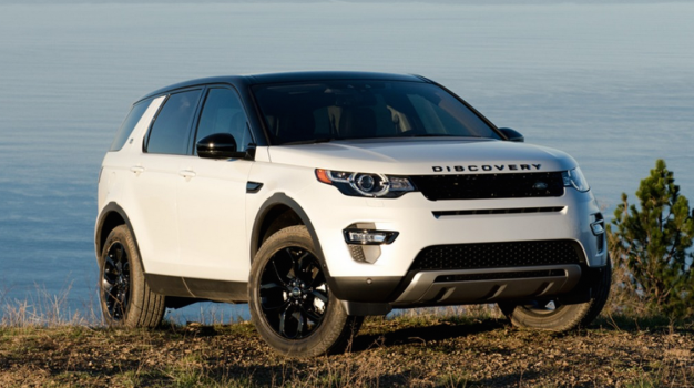 LAND ROVER DISCOVERY SPORT WINS AWARD